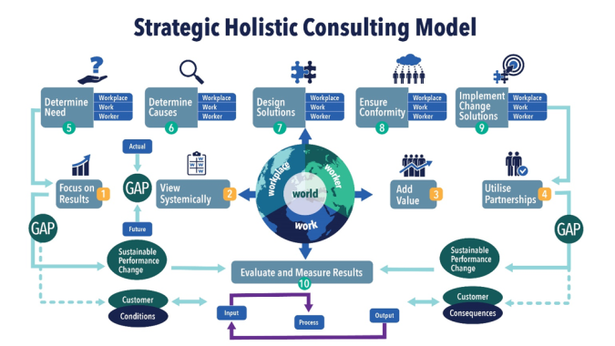 Strategic Holistic Consulting Model